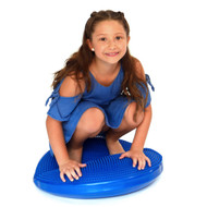 Fitness Balance Disc (60cm/24in, Blue)