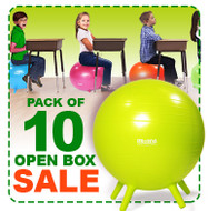 Open Box: 10 Chair Ball Pack