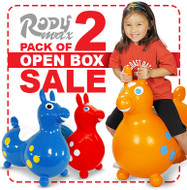 Open Box: Rody Max 2 Pack