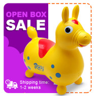 OPEN BOX: Rody Yellow