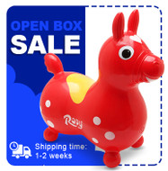 OPEN BOX: Rody Red