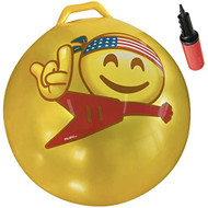 Hoppity Hop Ball Adult Size (Emoji #4)