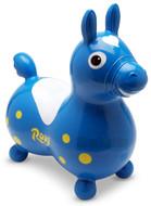 Rody Pony Horse Blue