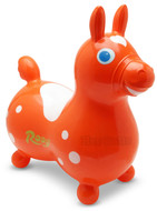 Rody Pony Horse Orange