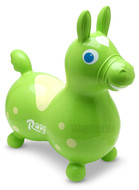 Rody Horse Lime Green