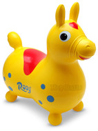 Rody Horse Yellow