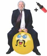 Hoppity Hop Ball Adult Size (yellow)