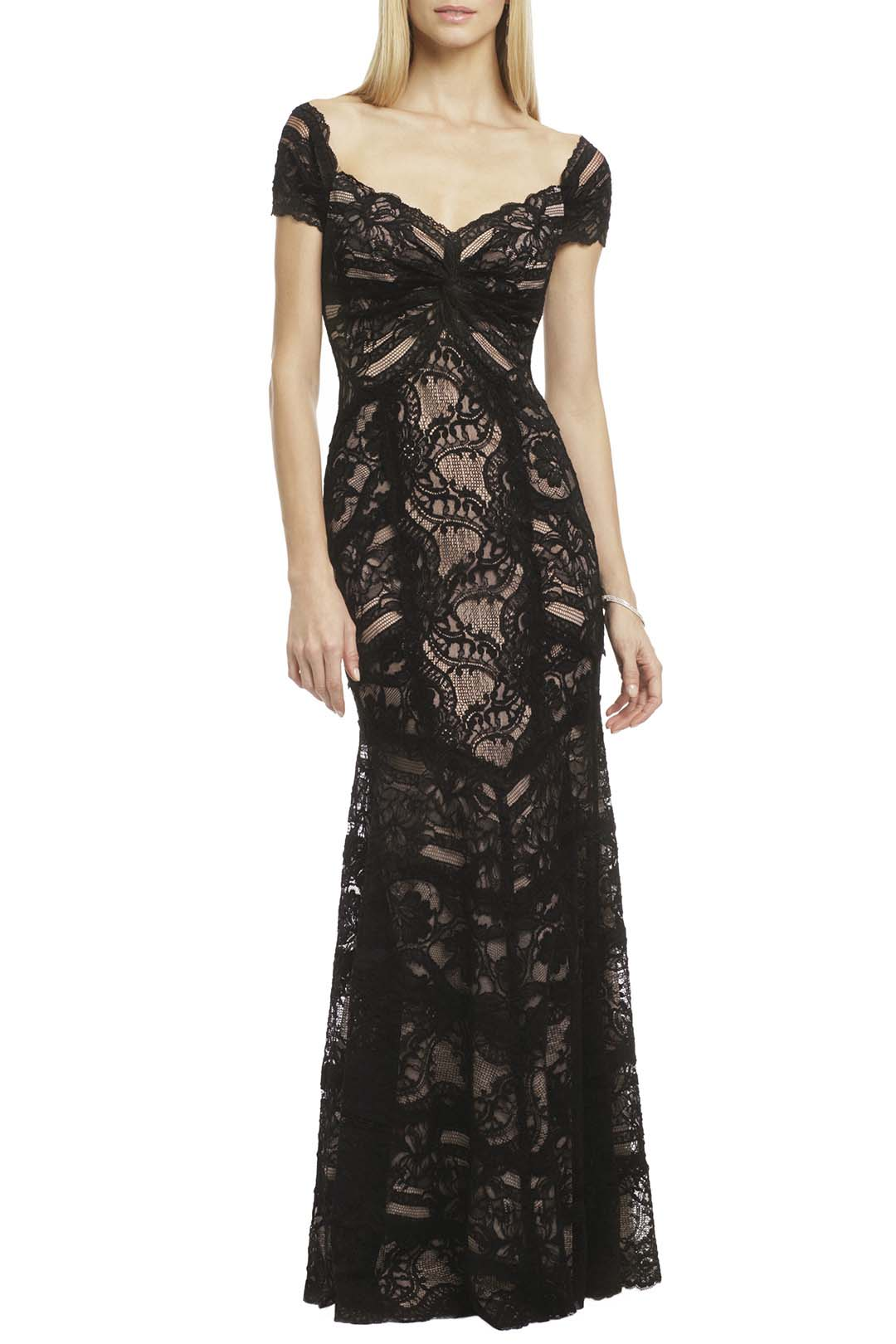 nicole miller tempted by you gown