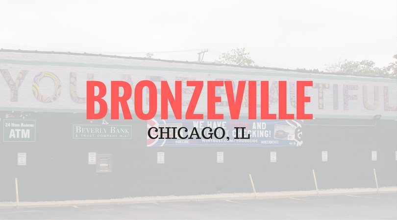 Welcome to Bronzeville