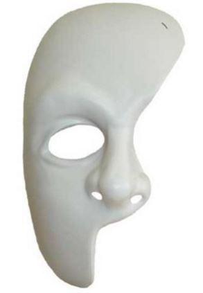 Classic Phantom of the Opera Mask