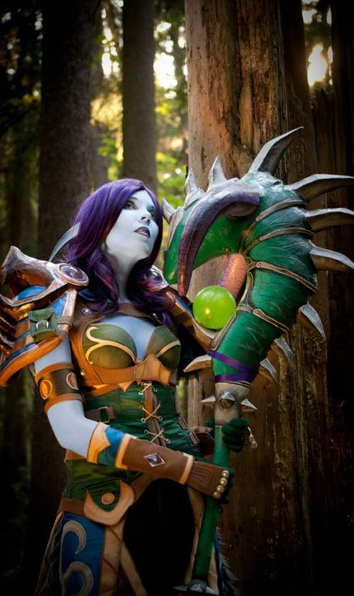 Tier 9 Druid by Kamui Cosplay