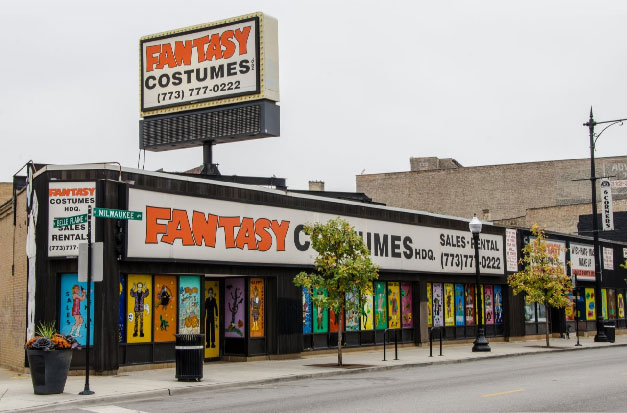 Fantasy Costumes Chicago Halloween Costumes Stores