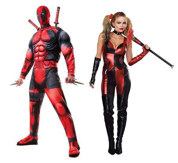 Fantasy Costumes Chicago selection of Halloween costumes for adults