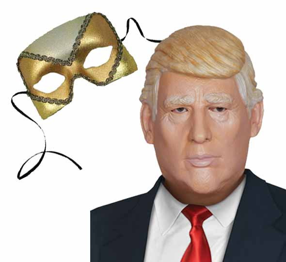 Fantasy Costumes Chicago selection of Halloween costume masks