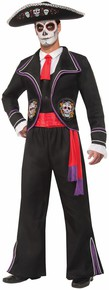 Mariachi outfits and day of the dead costumes for rent