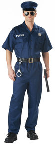 Police offer costume for rent