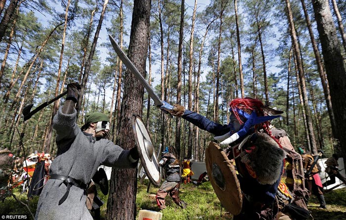 Live Action Role Playing Group in Czech Republic