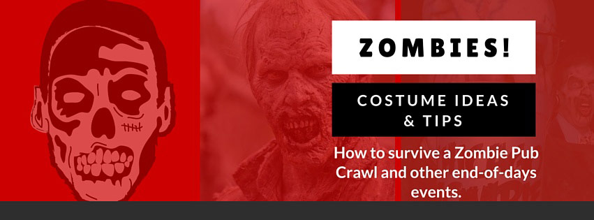 Zombie costume ideas and tips cover image