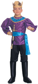 King Deluxe Child Costume
