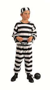 Prisoner Child Costume