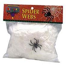Cotton Spider Webs
