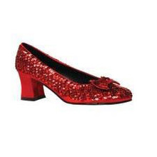 Dorothy Shoes Sequin Adult