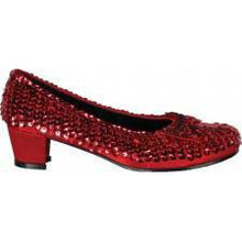 DorothySequin Shoes Red Child