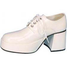 Shoes Platform White Men's