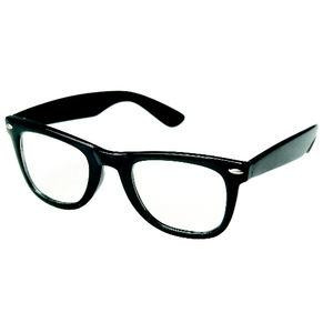 NERD GLASSES BLACK