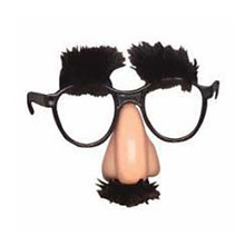 Groucho Nose & Glasses