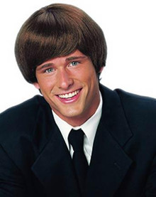 WIG BEATLES / MOD BROWN