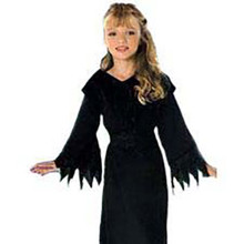 Black Witch Costume Child