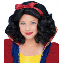 Snow White Child Wig