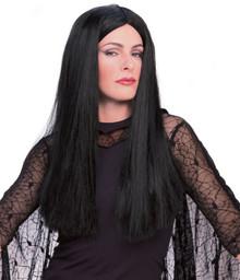 Wig Morticia Addams
