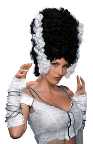 Wig Bride Of Frankenstein