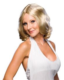 Wig Flowing Blonde