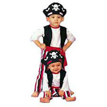 Pirate Infant/Toddler Costume