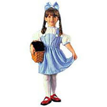 Dorothy Wizard of Oz Toddler Costume