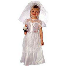 Bride Barbie Toddler Costume