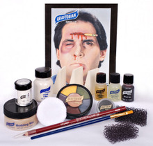 Severe Trauma Deluxe Makeup Kit Graftobian