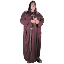 Monk Plus Size Adult Costume