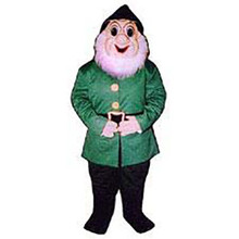 Elf Mascot Costume (Purchase)
