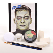 Makeup Kit Frankenstein Monster Graftobian