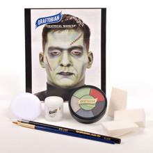 Graftobian Frankenstein Monster Makeup Kit