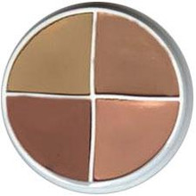 Ben Nye Cover All Makeup Wheel