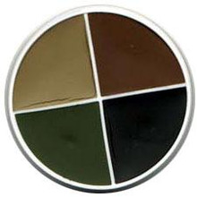 Ben Nye Camoflauge Makeup Wheel