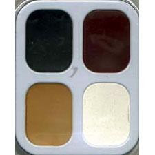 SKELETON CHARACTER MAKEUP PALETTE