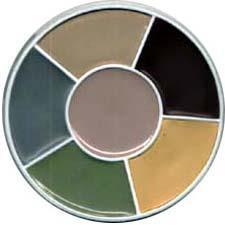 Ben Nye Death Color Makeup Wheel