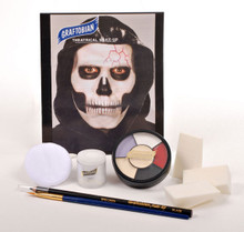 Skull Makeup Kit Graftobian