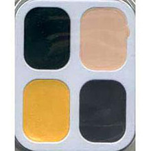 Witch Character Makeup Palette